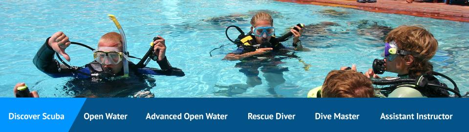 discover scuba